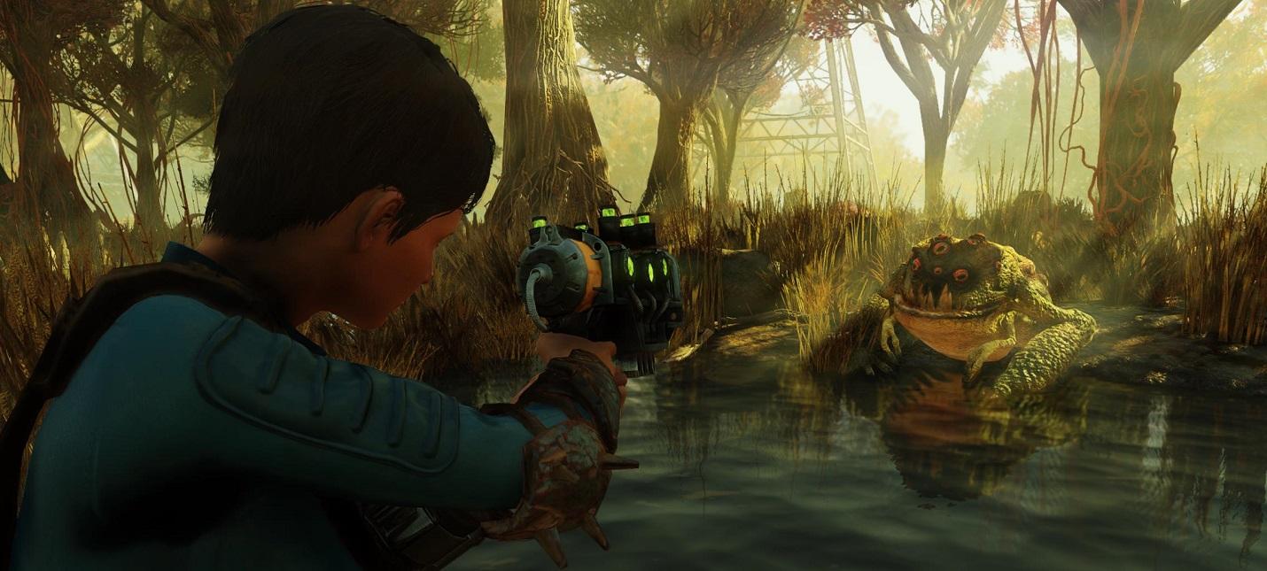 Игрок уверен, что нашел секретную концовку Fallout 76