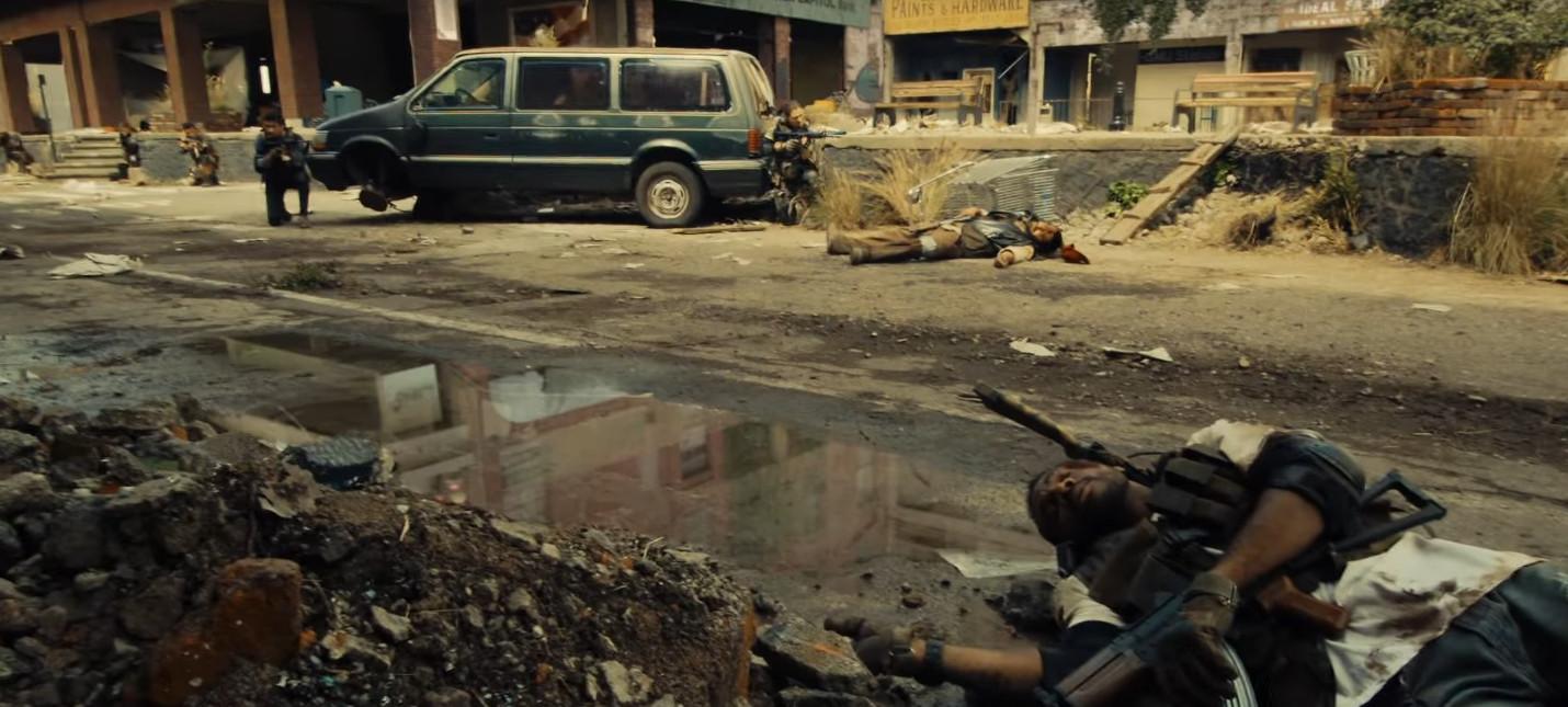 """Второй лайв-экшен трейлер The Division 2 от режиссера """"Неонового демона"""""""