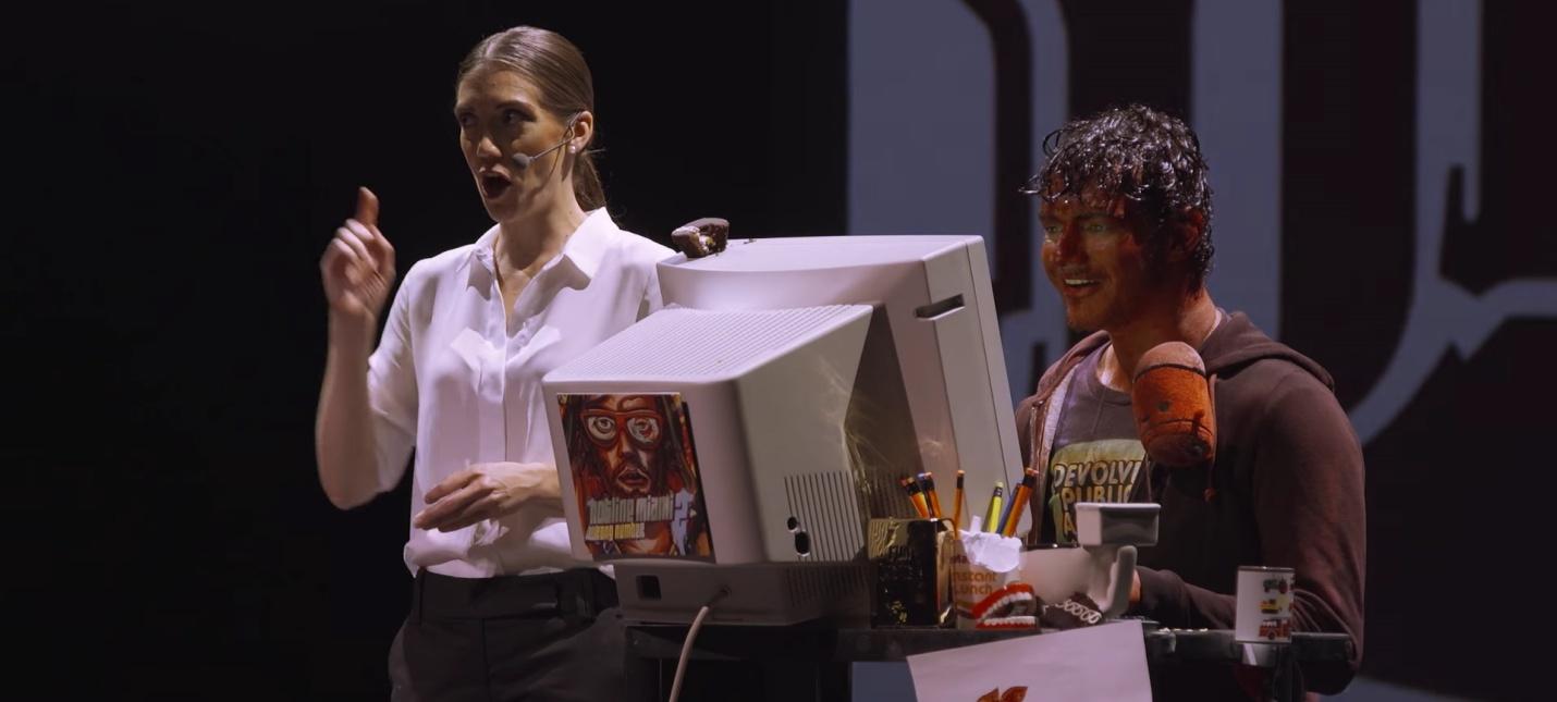 Devolver Digital подтвердила участие в E3 2019