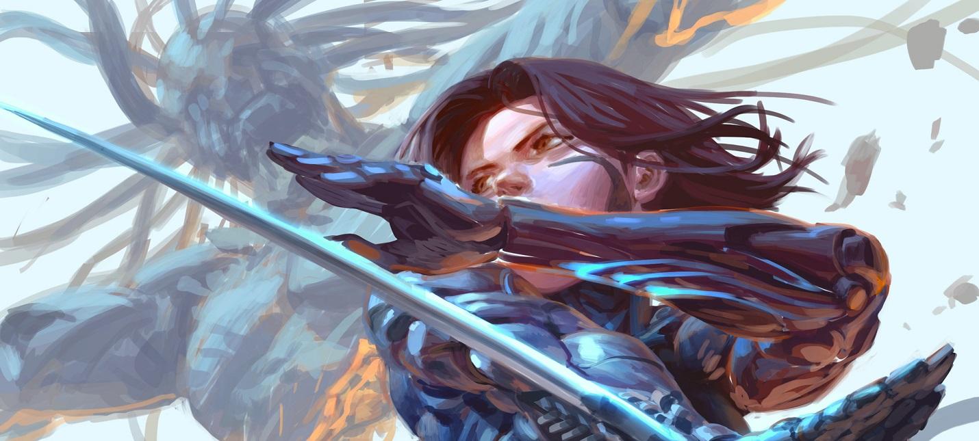В 2005 году дизайнер Activision придумал концепт игры Battle Angel Alita