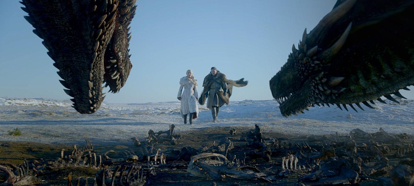 """Трейлер последнего сезона """"Игры престолов"""" стал самым просматриваемым трейлером HBO"""