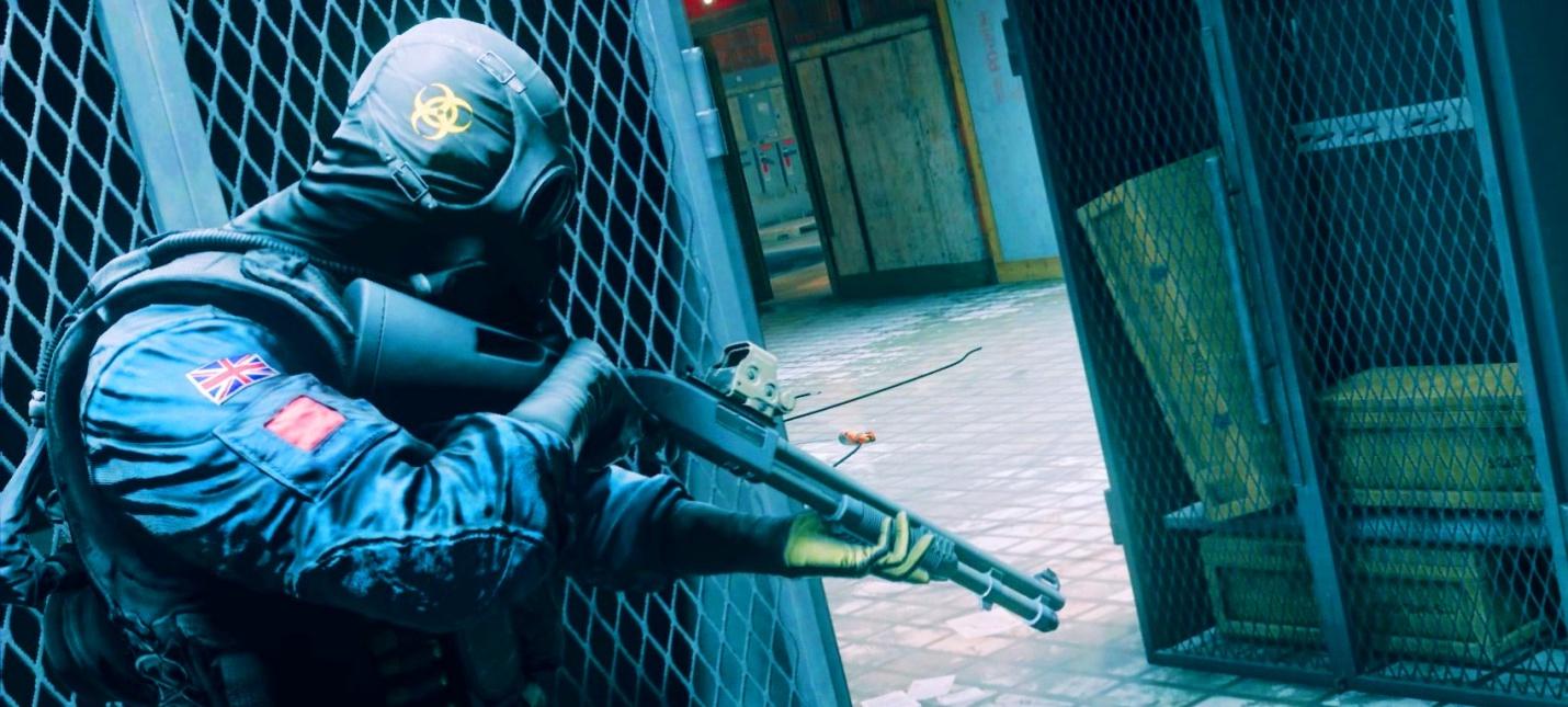 Слух: Детали будущих оперативников Rainbow Six Siege