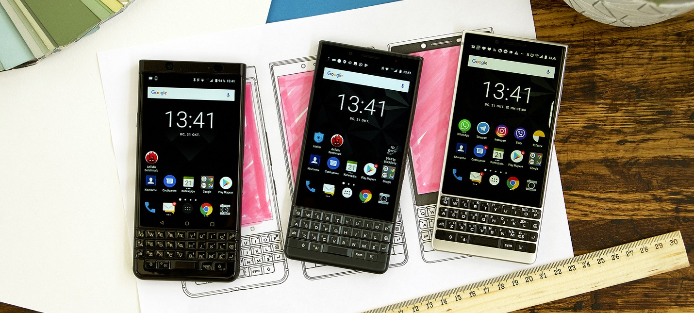 Глава BlackBerry: Сгибающиеся смартфоны никому не нужны