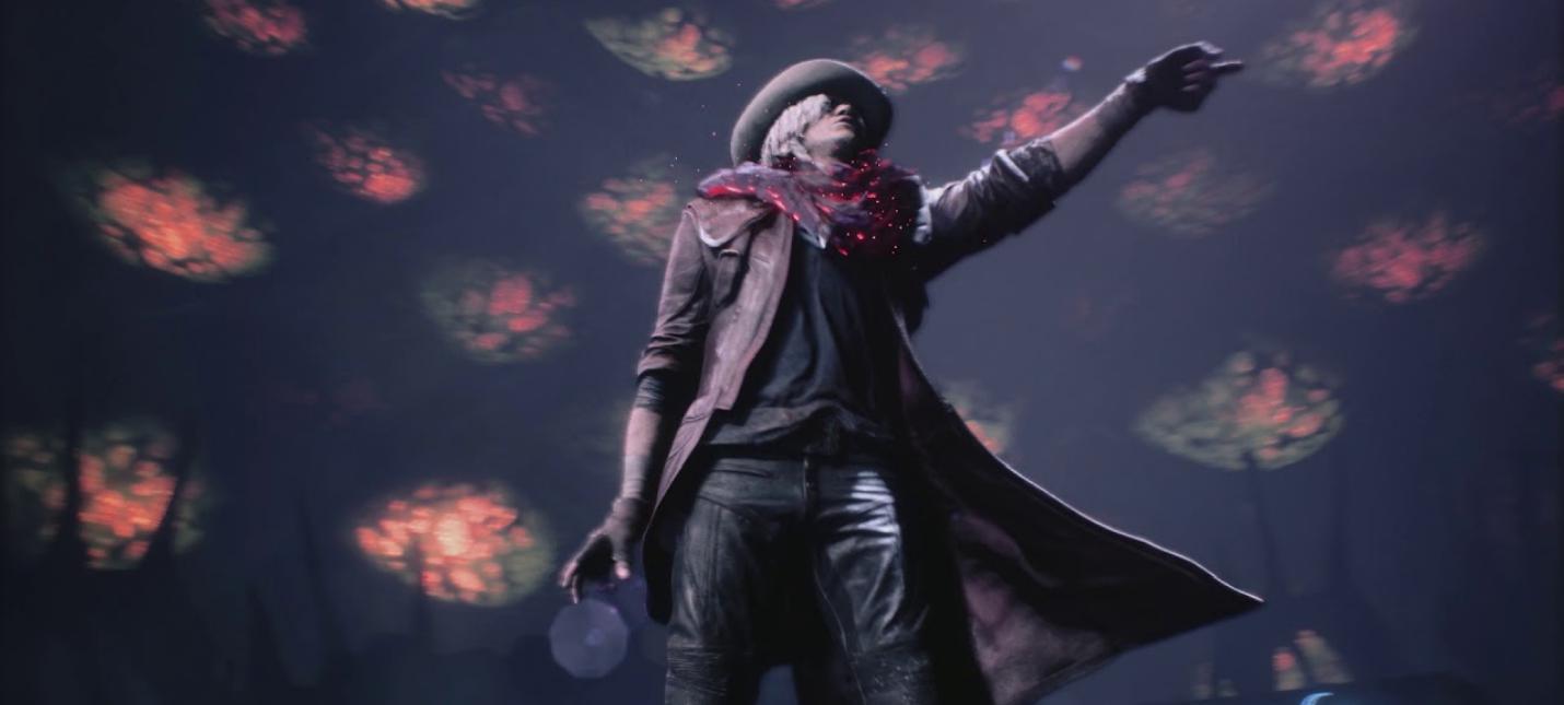 Танцующий Данте — новый мем по Devil May Cry 5