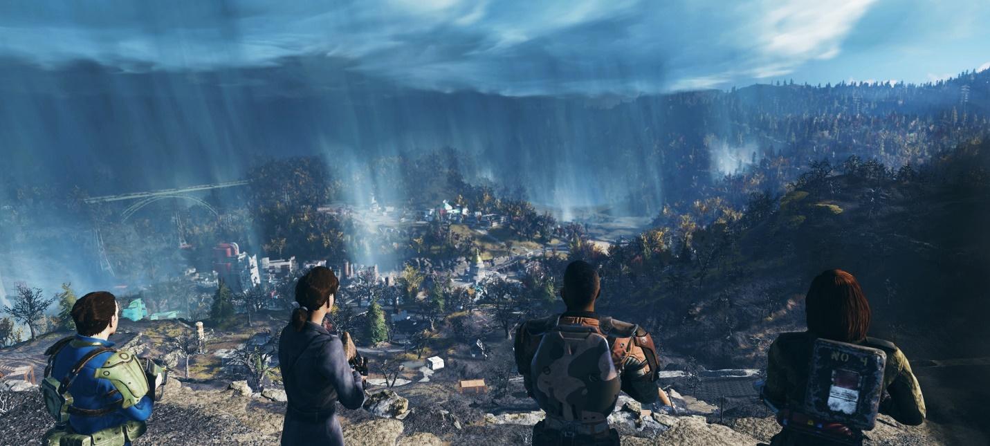 Bethesda перенесла выход обновления Wild Appalachia для Fallout 76