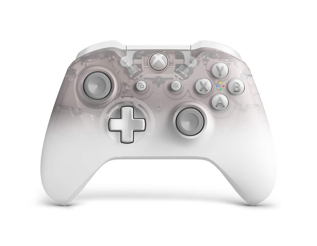 Слух: Microsoft выпустит белый полупрозрачный геймпад для Xbox One