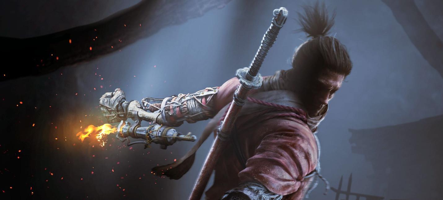Sekiro: Shadows Die Twice займет на Xbox One менее 13 гигабайт