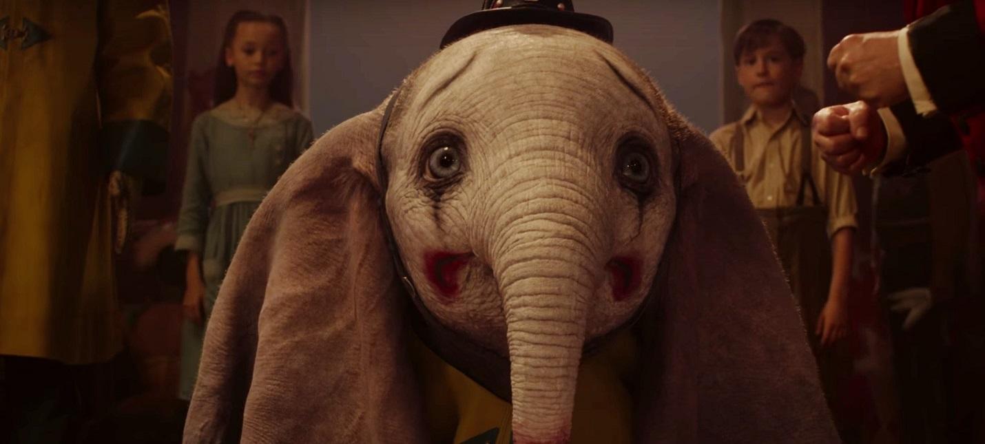 """Один из лучших фильмов Тима Бертона, но не без минусов — первые отзывы о """"Дамбо"""""""