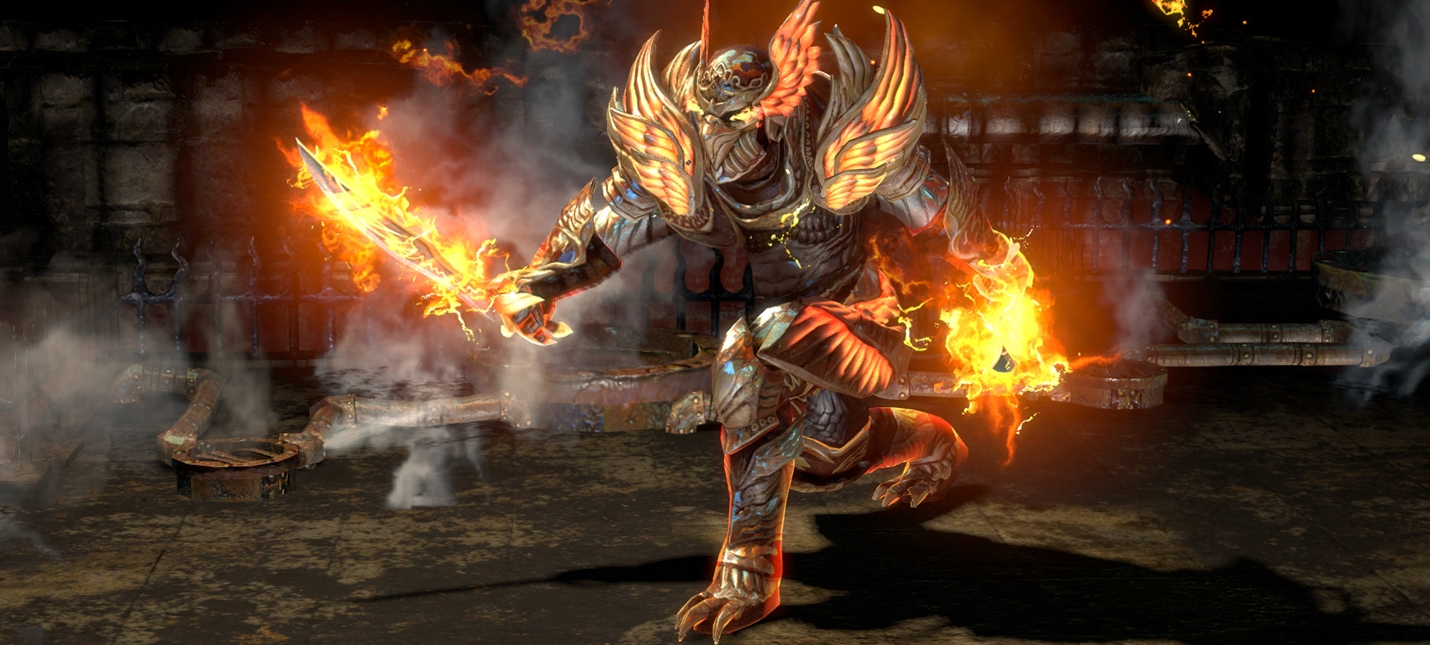 PS4-версия Path of Exile выйдет 26 марта