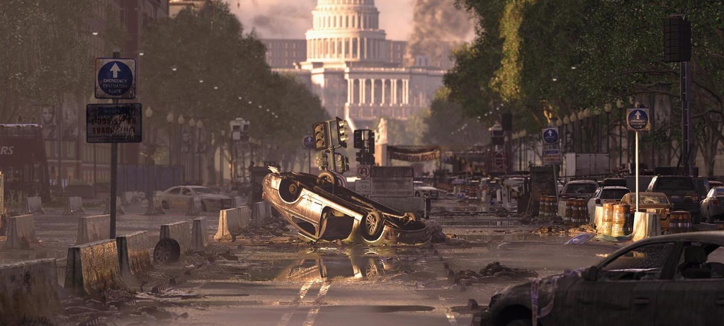 Игрок поверил в мир The Division 2 после обычного похода NPC за водой