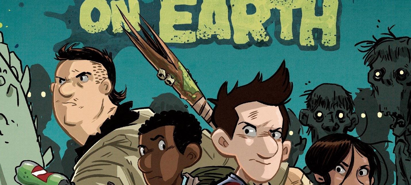 """Netflix превратит роман """"Последние подростки на Земле"""" в мультсериал"""