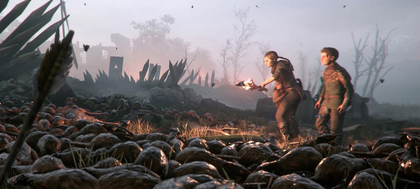 Новый ролик A Plague Tale: Innocence посвящен главным героям