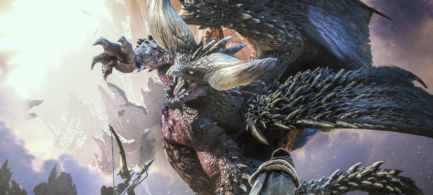 Порт Monster Hunter: World на PC оказался популярнее версии для Xbox One и прекрасно продался в России