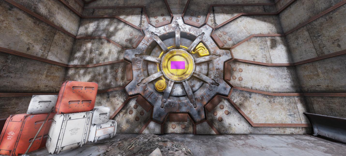 В Fallout 76 появилось новое убежище без номера