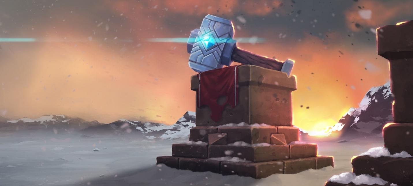 Новый бесплатный апдейт для Northgard добавит в игру Реликвии