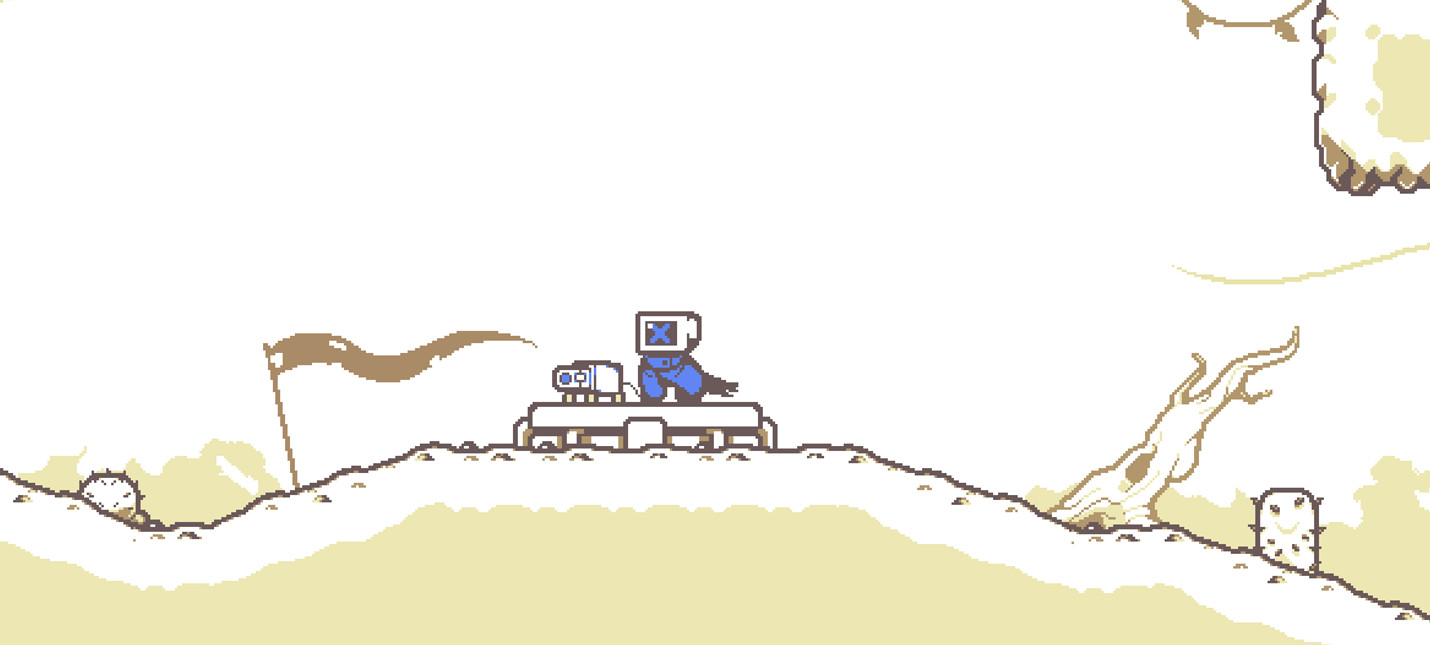 Анонсирована метроидвания Kunai о боевом планшете