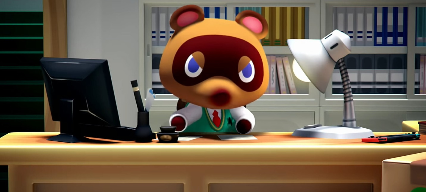 Слух: Дата выхода Animal Crossing на Nintendo Switch