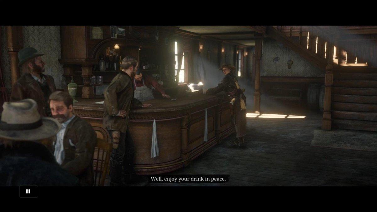 С последним обновлением в Red Dead Redemption 2 произошел даунгрейд графики