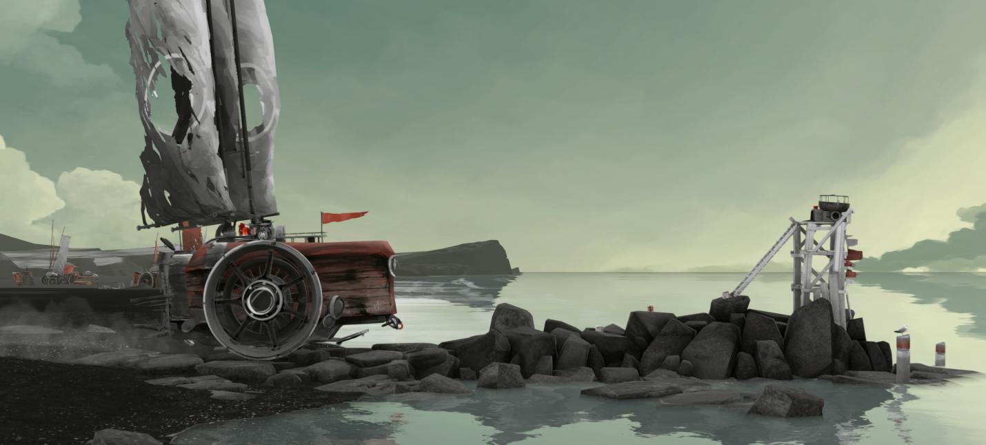 Адвенчура FAR: Lone Sails выйдет на консолях в апреле