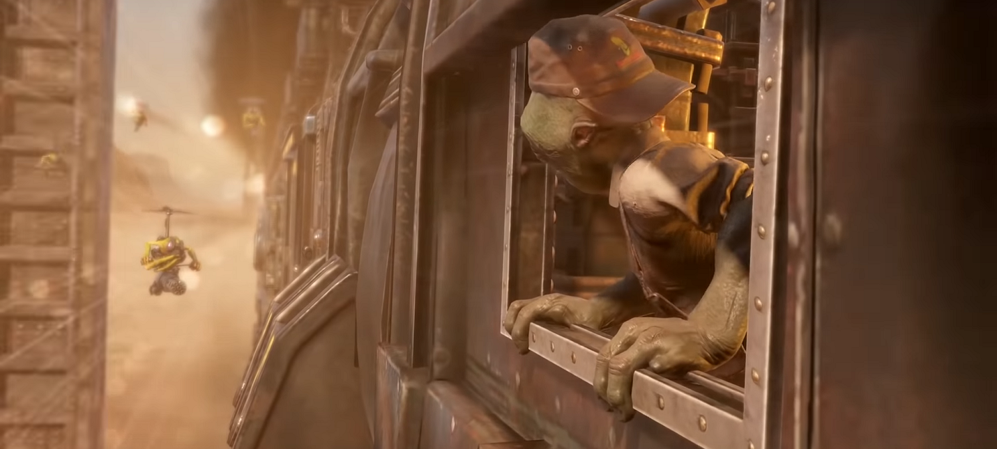 GDC 2019: Представлен синематик-трейлер Oddworld: Soulstorm
