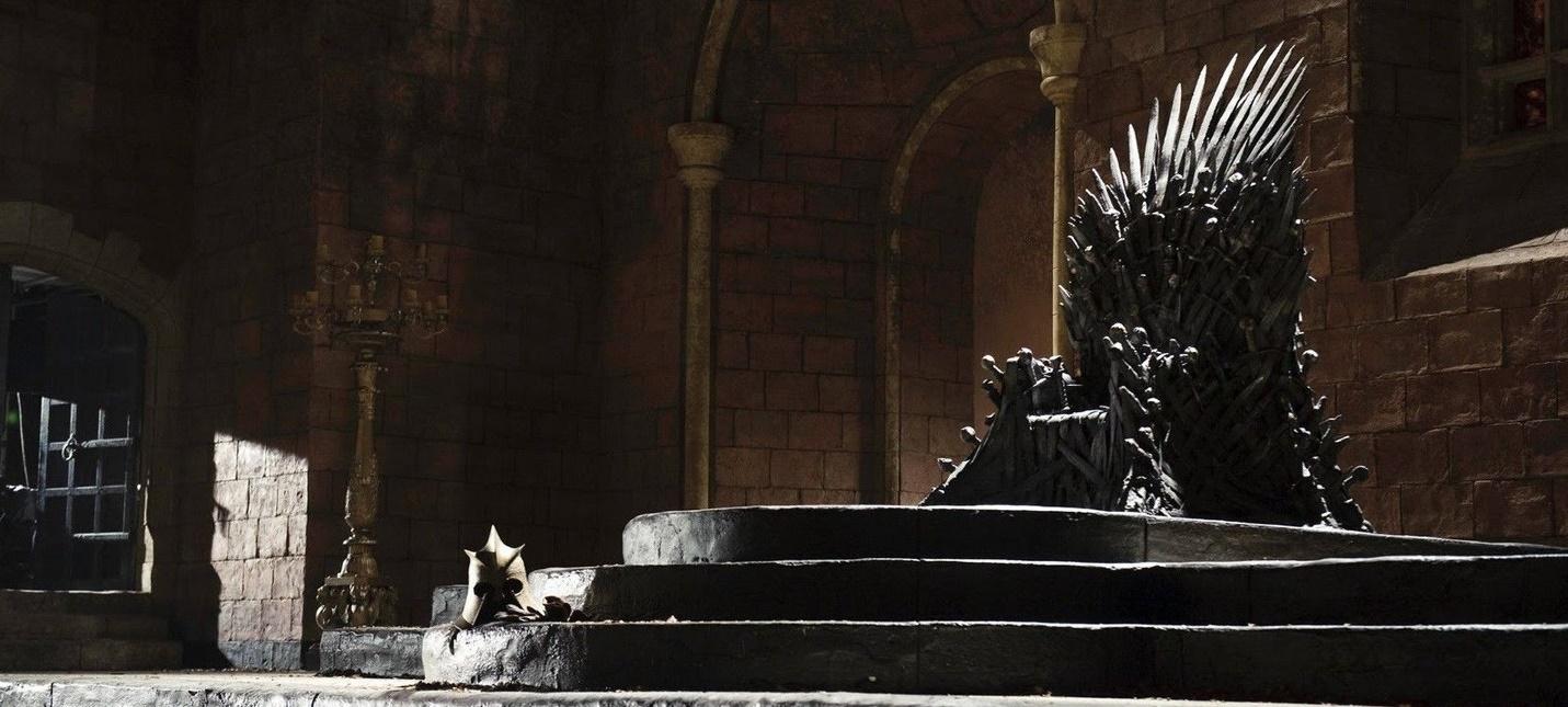 HBO предложил фанатам найти шесть спрятанных железных тронов