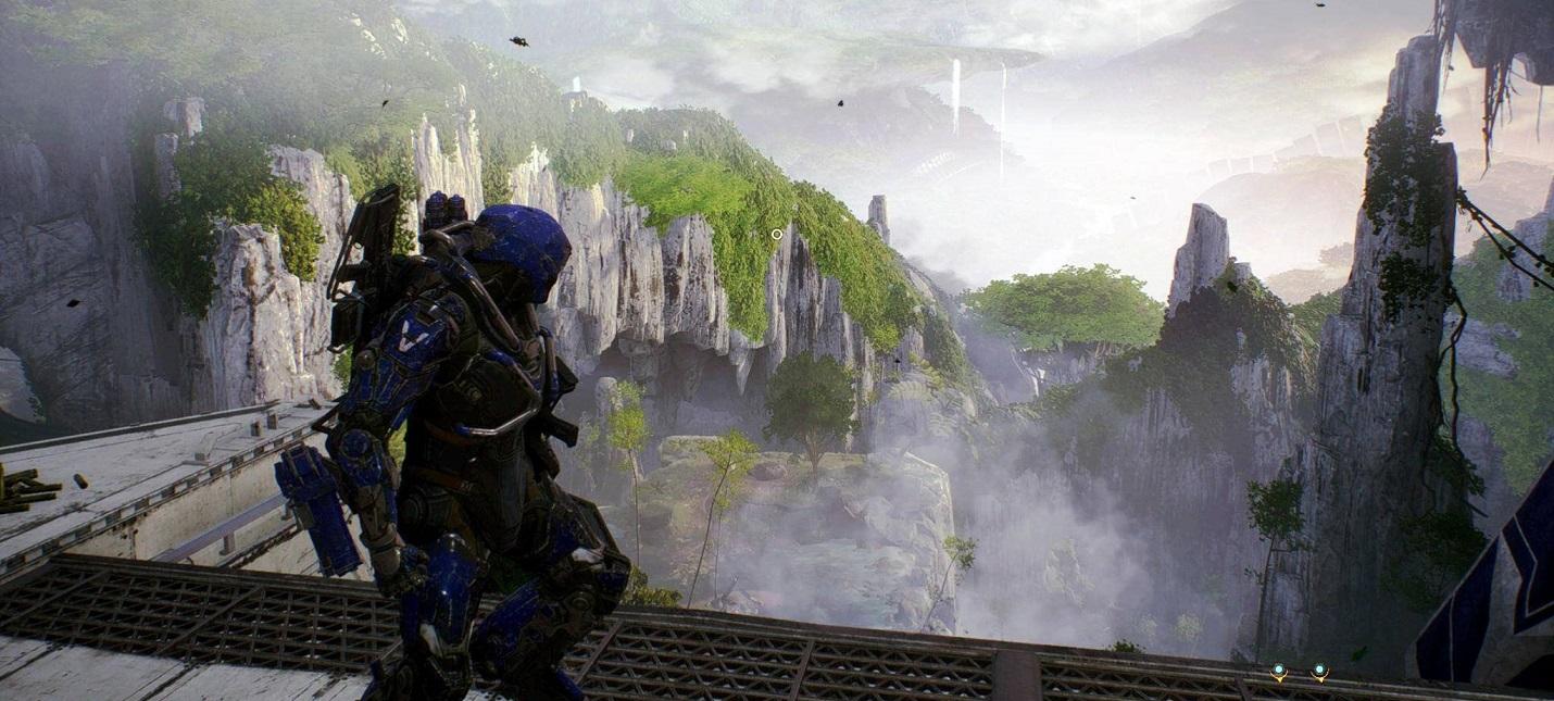 NPD: Anthem показала один из лучших дебютных месяцев продаж в истории BioWare