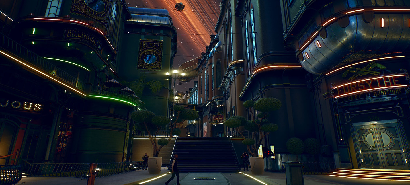 The Outer Worlds и Ancestors стали эксклюзивами Epic Games Store