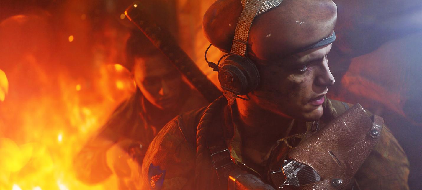 Геймплейный трейлер баттл-рояля Battlefield V, парный режим появится в апреле