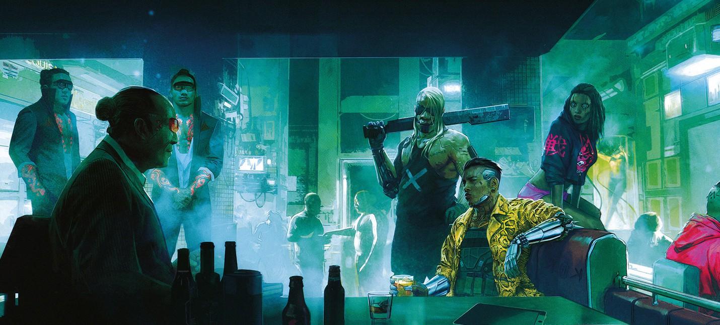 CDPR: Мы хотим сделать Cyberpunk 2077 доступной максимальному числу геймеров