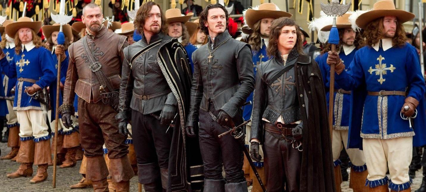 """Netflix экранизирует """"Трех мушкетеров"""" в современном сеттинге"""