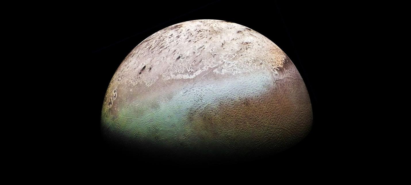 NASA предлагает миссию на крупнейшую луну Нептуна — Тритон