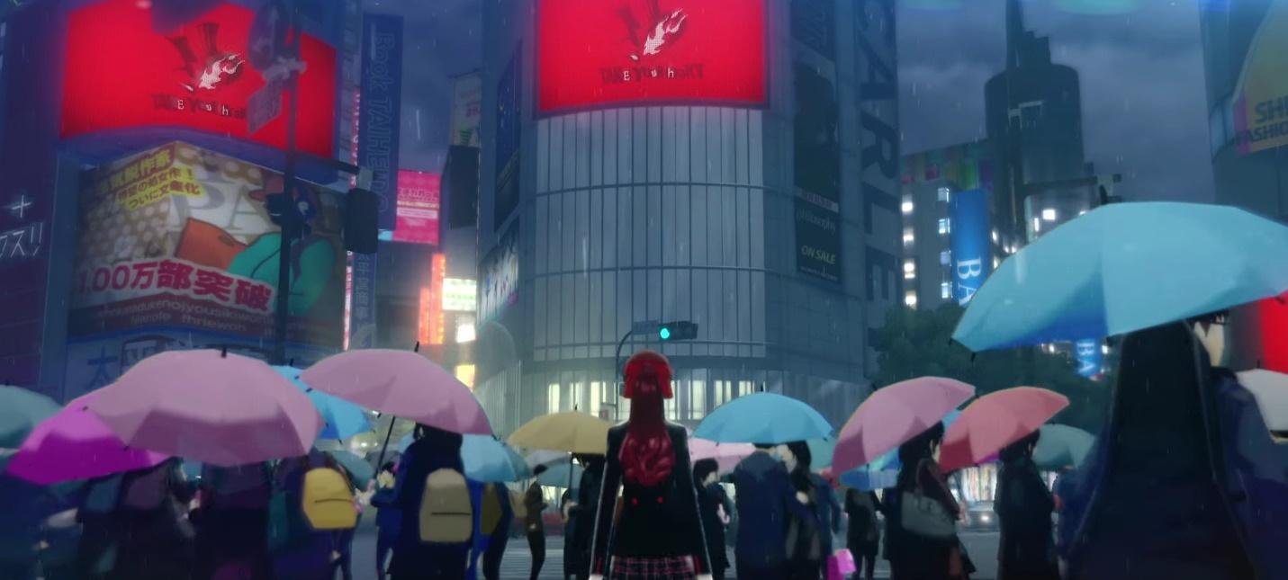 Atlus представила Persona 5 The Royal