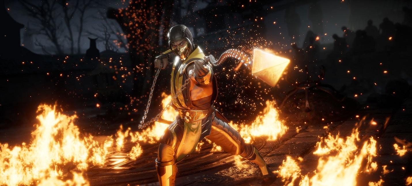 В сети появились две кат-сцены из Mortal Kombat 11
