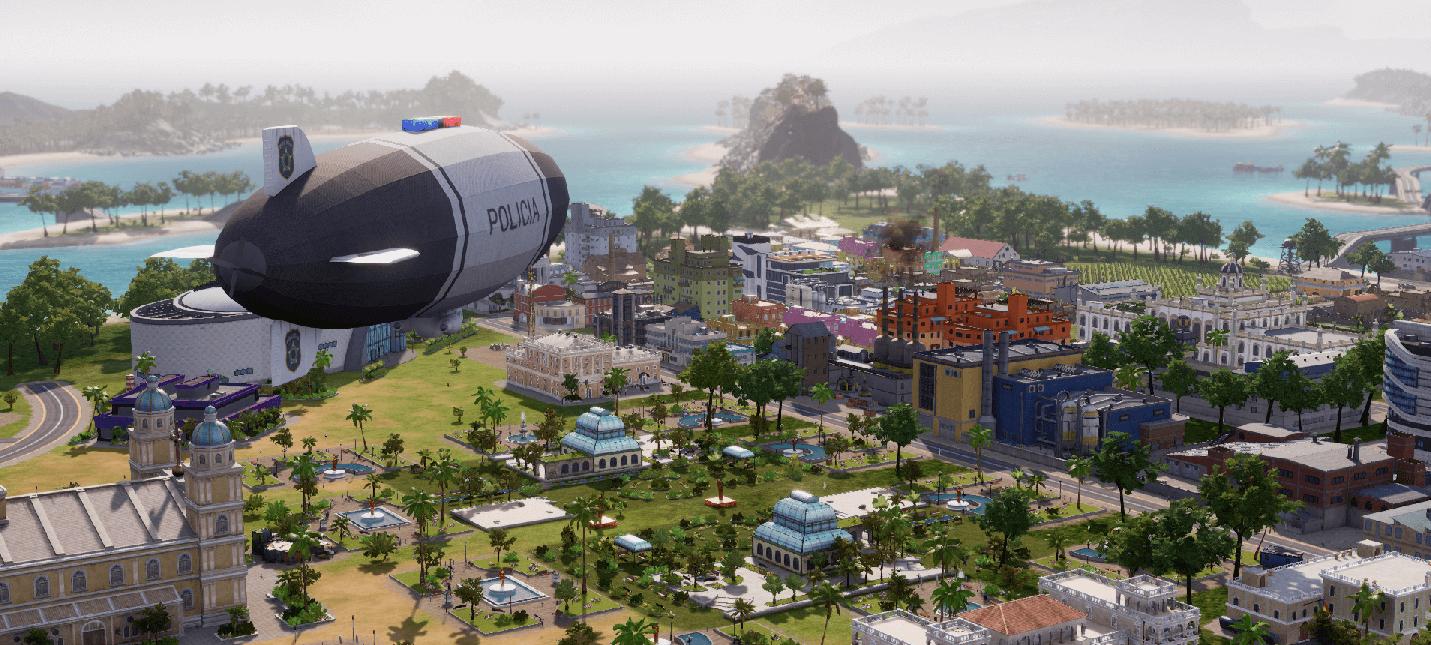 28-минутный геймплей Tropico 6