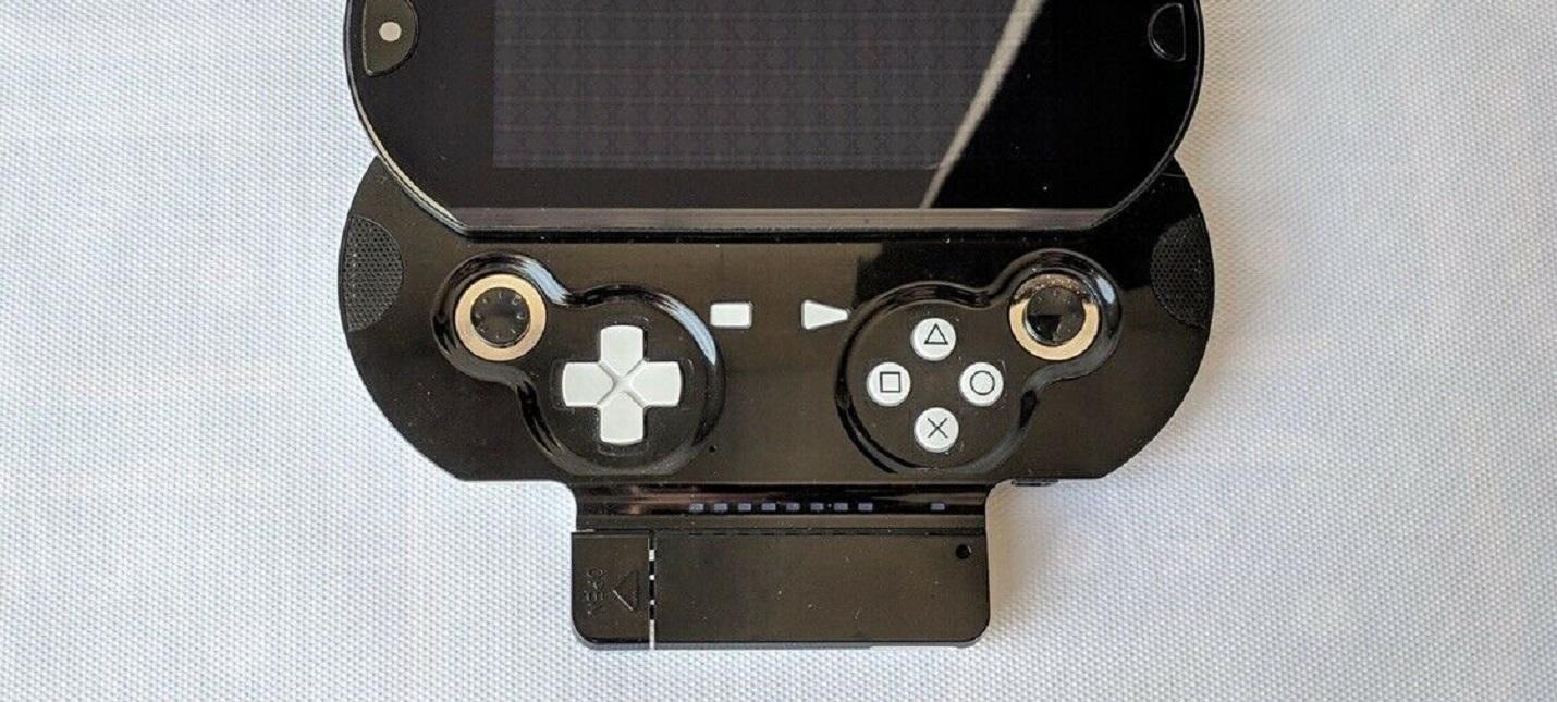 Кто-то продает версию PS Vita для разработчиков за $20 тысяч