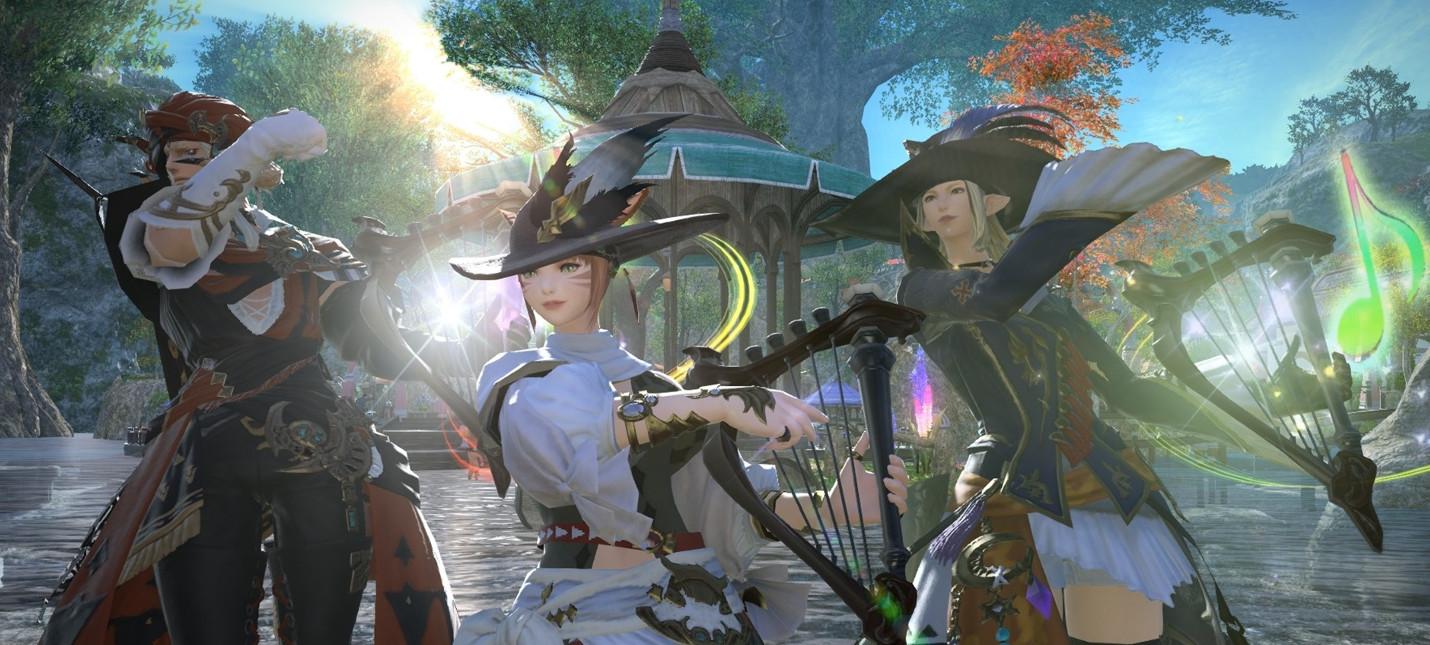 Гейм-директор Final Fantasy XIV заявил, что хочет сделать баттл-рояль