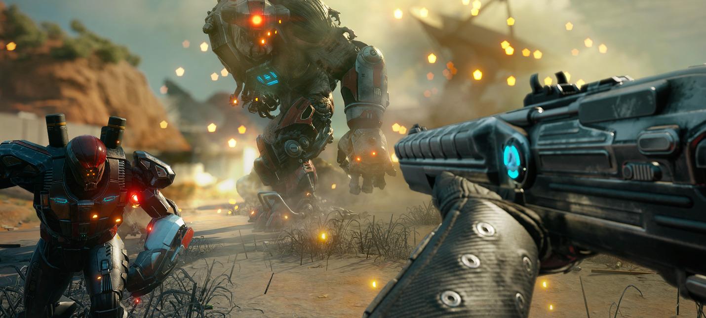 Rage 2 уже появилась в Steam, релиз состоится без задержек