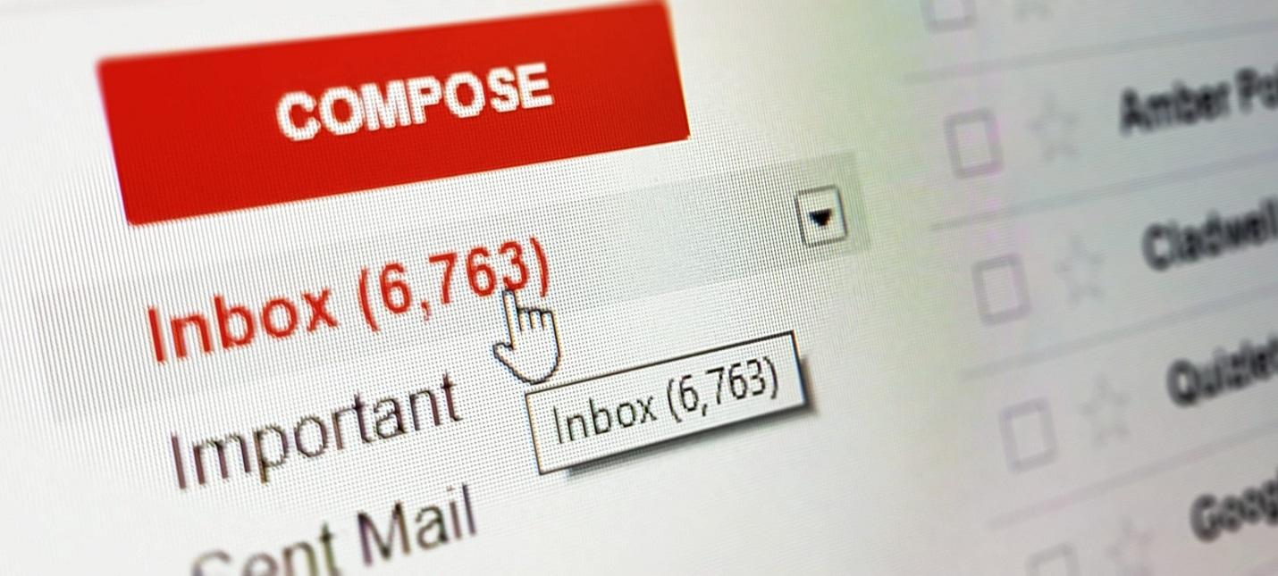Google сделала сообщения в почте Gmail интерактивными
