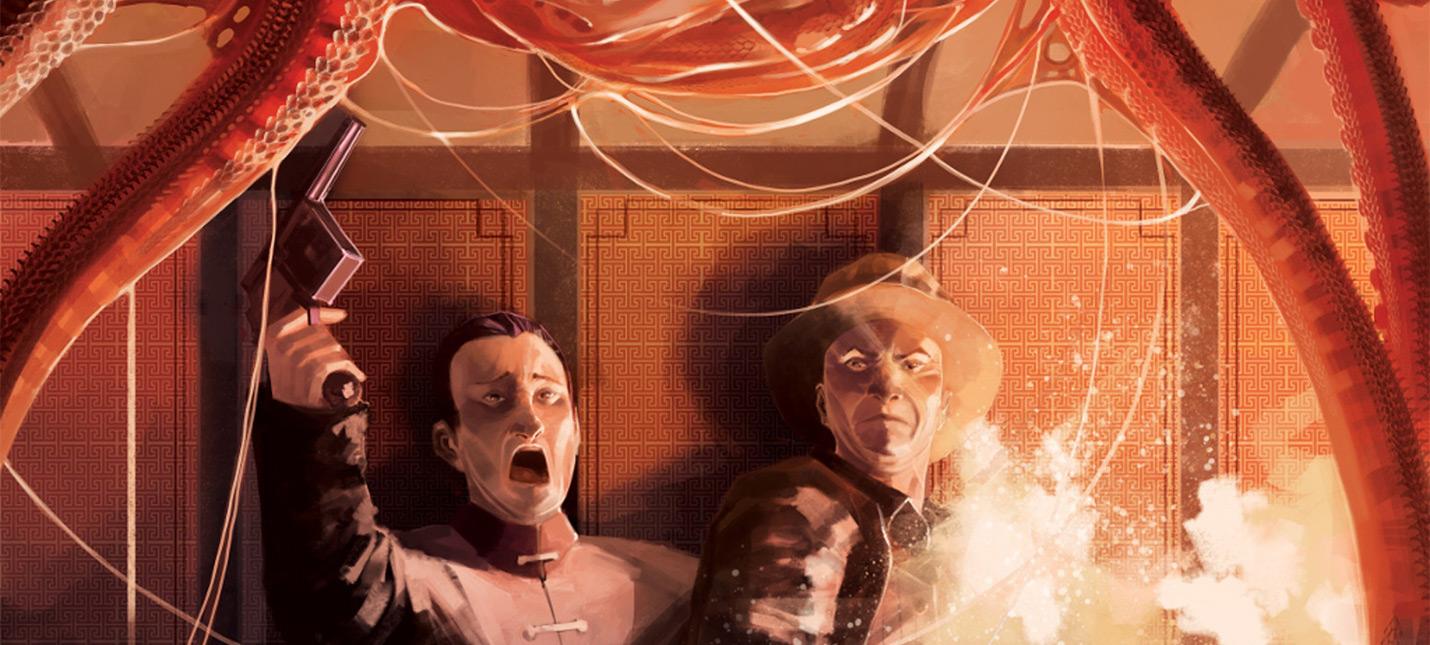 Издатель RPG-книги сообщил, что власти Китая сожгли все копии