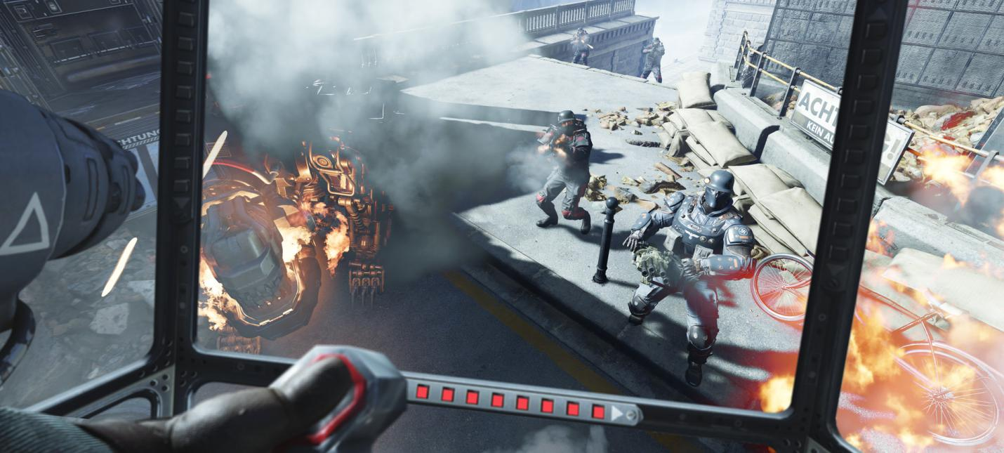 VR-шутер Wolfenstein: Cyberpilot тоже выйдет 26 июля