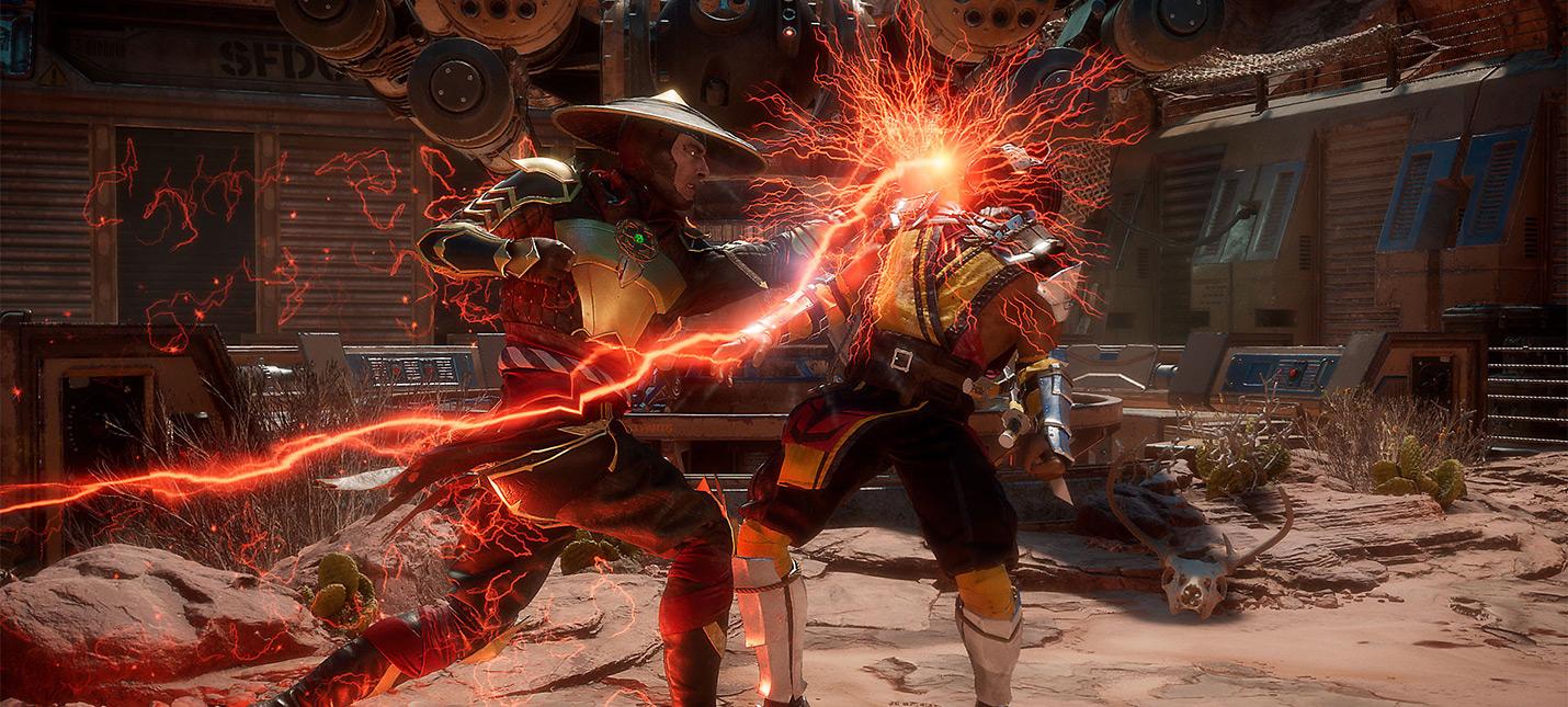 Розыгрыш 30 ключей на бету Mortal Kombat 11