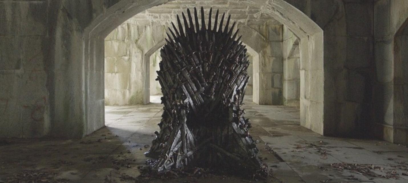 """Фанаты """"Игры престолов"""" нашли все спрятанные троны"""