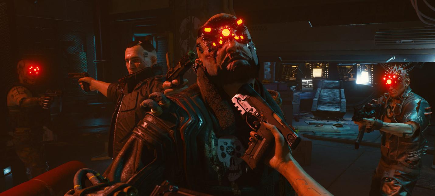 Экран Game Over в Cyberpunk 2077 будет появляться только в случае смерти протагониста