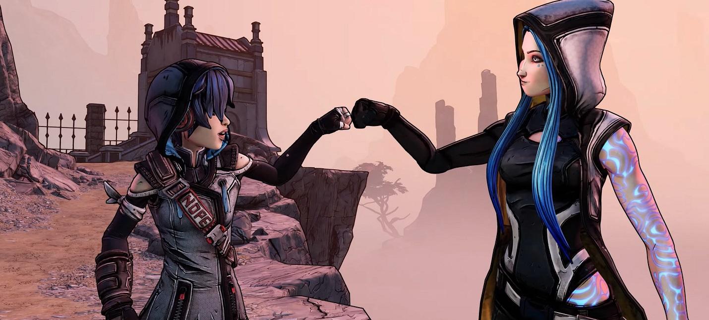 Рэнди Питчфорд прокомментировал возможный выход Borderlands 3 в Epic Games Store