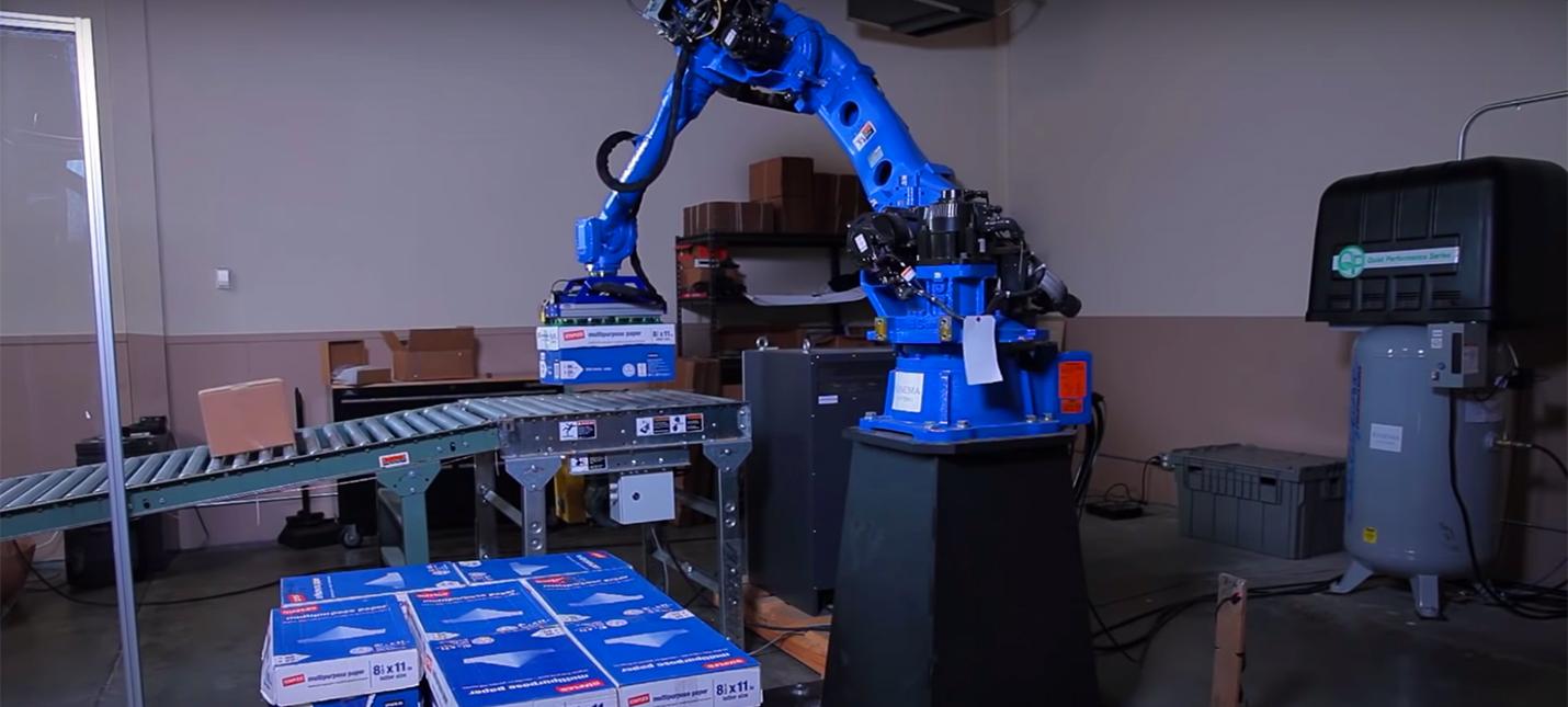 Boston Dynamics научит роботов трехмерному видению