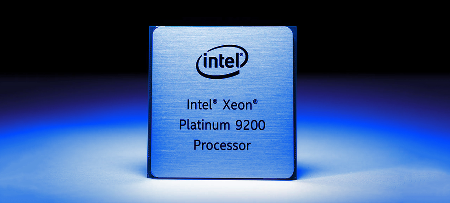 Intel представила процессор с 56 ядрами и 112 тредами — не для игр