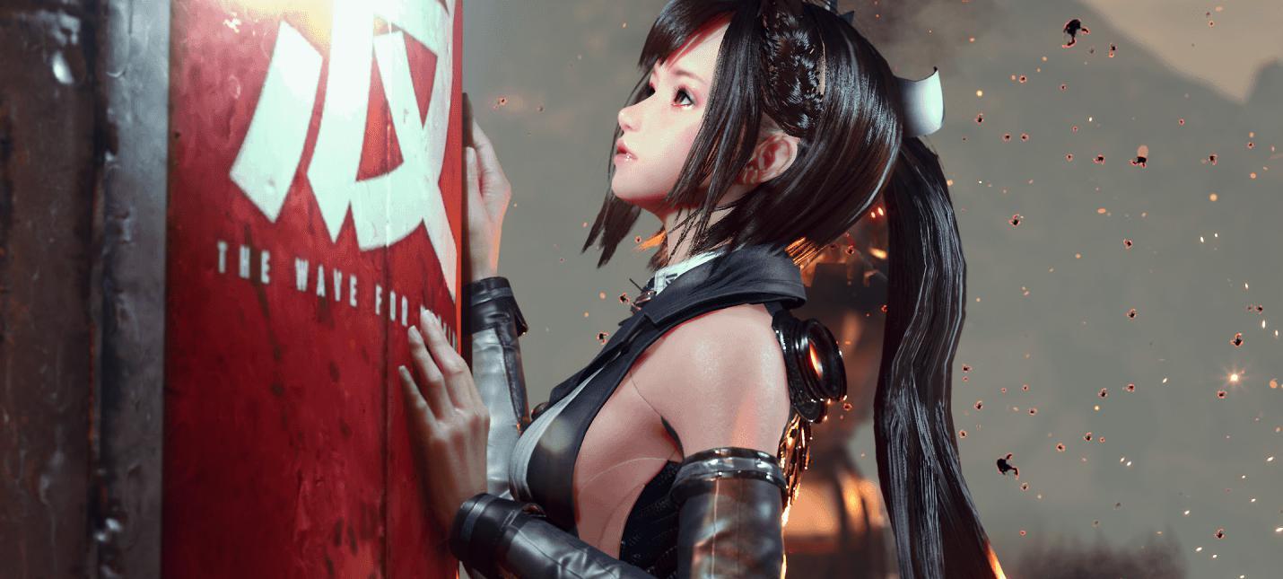 Первый трейлер Project EVE — корейской AAA экшен-RPG