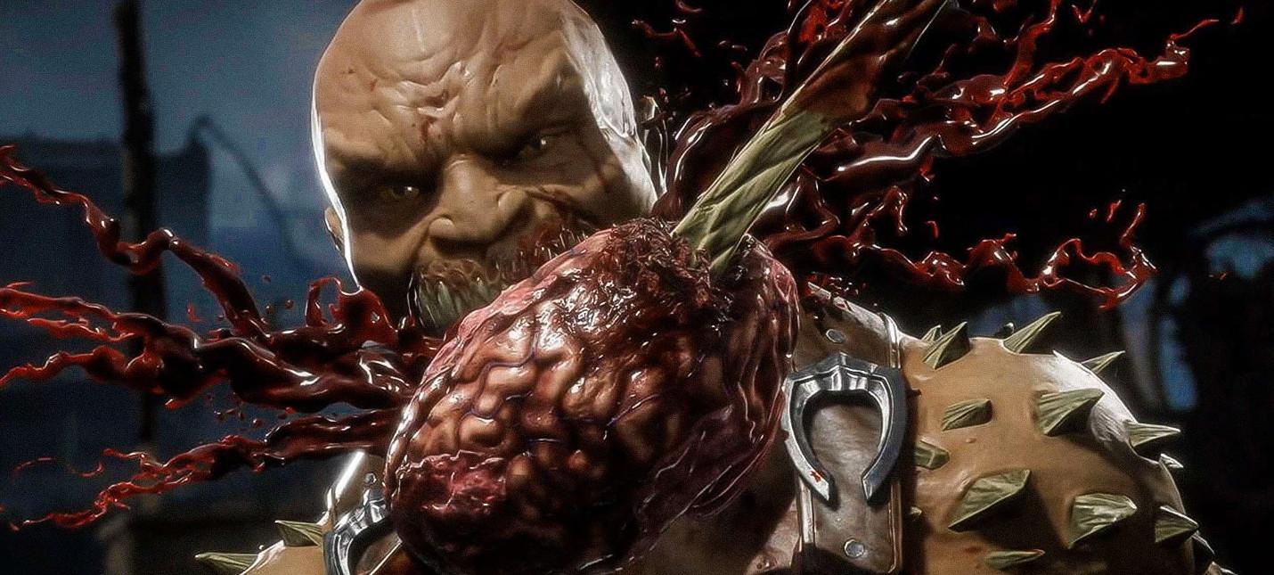Ubisoft могла стать издателем Mortal Kombat вместо WB Games