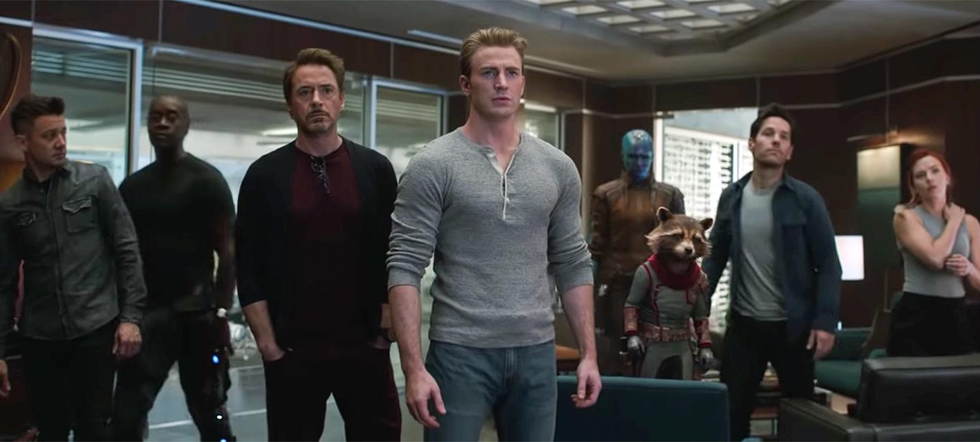 """Стало известно, сколько времени прошло между """"Войной бесконечности"""" и """"Мстители: Финал"""""""