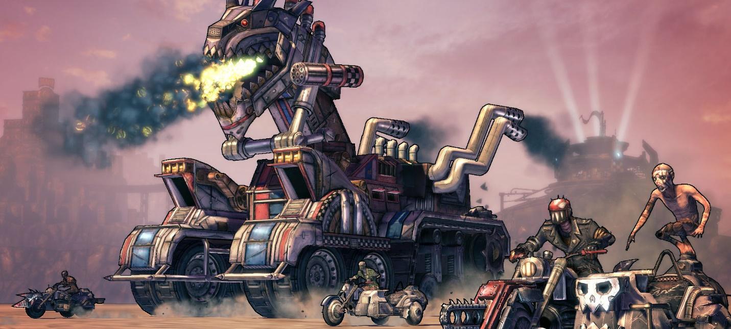 """Система по борьбе с """"ревью-бомбингом"""" исключила около 4 тысяч обзоров на Borderlands 2 в Steam"""
